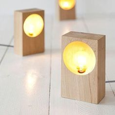 34 wood lamps that look so nice you will want to DIY immediately. Any piece of wood can be used to add personality to a room and emphasize your unique style and we love this material for lighting.