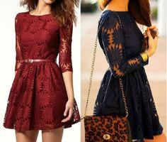 Patrón para confeccionar un vestido con manga 3/4, también puedes hacerlo de manga larga con solo aumentar 15 cm. Un vestido ideal para entretiempo, aunque por supuesto, es adecuado para cualquier …
