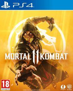 Mortal Kombat 11 (Sony PlayStation Brand New - Region Free Mortal Kombat, Playstation Games, Ps4 Games, Saga, Kung Lao, Liu Kang, Video X, Crash Bandicoot, Street Fighter