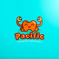 crab tooth logo for pediatric pacific dentist