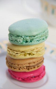 macarons laduree by Jérôme Abadie, via Flickr