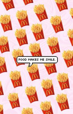 Find images and videos about food, smile and wallpaper on We Heart It - the app to get lost in what you love. Apple Logo Wallpaper, Pink Wallpaper Iphone, Tumblr Wallpaper, Cool Wallpaper, Pattern Wallpaper, Hipster Pictures, Vsco Pictures, Hipster Food, Tumblr Food