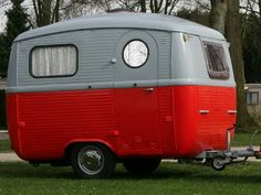 Sy Design Ramblings: Inspiration, Vintage Camping Trailers and Caravans