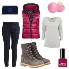 OneOutfitPerDay 2016-01-02 - #ootd #outfit #fashion #oneoutfitperday #fashionblogger #fashionbloggerde #frauenoutfit #herbstoutfit - Outfit des Tages Frauen Outfit Herbst Outfit Winter Outfit Timberland Superdry Tommy Hilfiger Selected Femme Armani Jeans Anny EOS