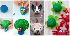 1000 images about activit s manuelles pour enfants on - Bricolage simple pour enfant ...