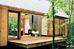 Wood Tiny House Casa pequeña de madera