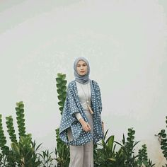 Modern Hijab Fashion, Street Hijab Fashion, Hijab Fashion Inspiration, Muslim Fashion, Modest Fashion, Fashion Outfits, Casual Hijab Outfit, Ootd Hijab, Hijab Chic