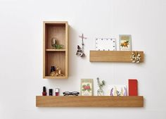 Japanese House, Love Home, Diy Home Crafts, My Room, Floating Shelves, Beams, Woodworking Projects, Interior Decorating, Muji