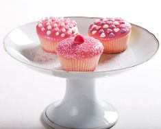 Cuberdon cupcakes Recept   Dr. Oetker