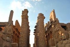 Luxor   Travel blog -  The Karnak Temple