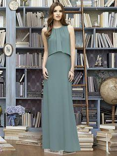 KRISTEN OPTION: Lela Rose Bridesmaid Style LR220 http://www.dessy.com/dresses/bridesmaid/LR220/   color: Islandic