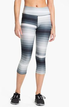 Nike 'Legend 2.0' Print Dri-FIT Tights available at Nordstrom. These would be fun under a golf or tennis skirt.