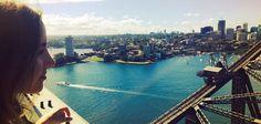 Las mejores vistas de Sidney desde el mirador del Puente de Sidney - http://www.absolutaustralia.com/las-mejores-vistas-sidney-desde-mirador-del-puente-sidney/