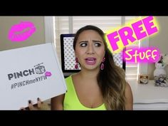 FREE Products ♡ PINCHme Box