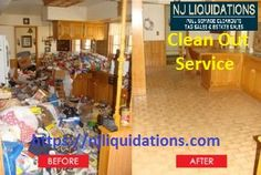 We provide the best cleanout service in the New Jersey area with upfront, flat rate pricing and no hidden fees. No matter the size of the job, we always exceed our customer expectations with our no hassle service and complete all projects on time and on budget!