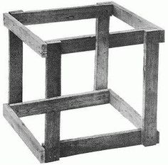 Optical Illusions and Visual Perception Puzzles: Crazy Crate Optical Illusion Mc Escher, Escher Art, Cool Optical Illusions, Art Optical, Bauhaus, Illusion Pictures, Mind Benders, Brain Tricks, Weird World