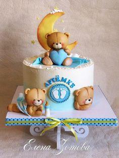 Торт с мишками))) - Babyblog.ru