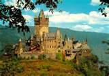 Cochem Castle.  We live down the road from here.