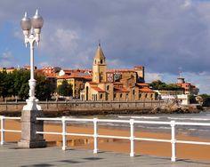 Gijon, Asturias, Spain - may 2013 Pamplona, Asturias Spain, Basque Country, Places To See, Cruise, Beautiful Places, Europe, World, City