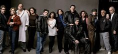 """picture taken to accomany article:""""The Family Hour: An Oral History of The Sopranos""""  Vanity Fair magazine/april 2012"""
