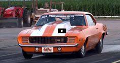 Mad 2200hp Street Legal 1969 Camaro | Drag Racing