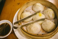 An all-in-one guide to our favorite dumpling spots in New York City. Go forth and be soupy.