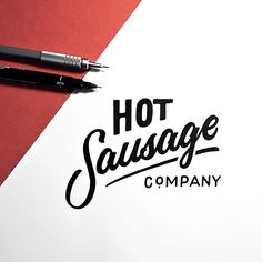 Hot Sausage Co logo