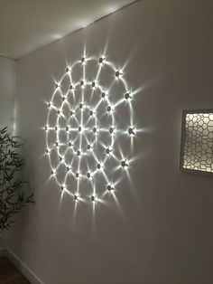 Beautify Your Home Decoration With LED Lights - Uncinetto Modern Led Ceiling Lights, Ceiling Light Design, False Ceiling Design, Wall Lights, Interior Lighting, Home Lighting, Lighting Design, Luminaire Led, Luminaire Design