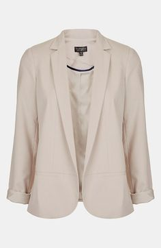 Topshop 'Matty' Blazer available at Nordstrom