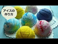 Diy And Crafts, Berries, Ice Cream, Clay, Miniatures, Fimo, No Churn Ice Cream, Clays, Icecream Craft