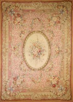 Aubusson Carpet ( 506 ) : The British Antique Dealers' Association