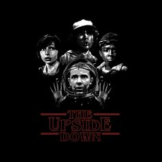 The Upside Down - NeatoShop