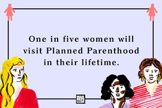 The Women of Planned Parenthood Are Not Giving Up