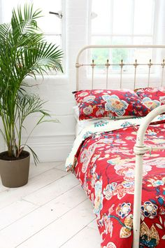 Ruby Double Duvet Cover at Urban Outfitters