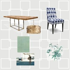 Rustic Glamour #Contest entry  #furniture #decor