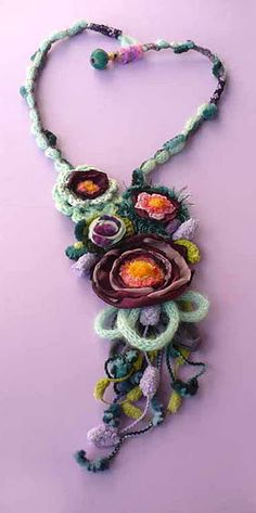 necklace...by Elena Fiore