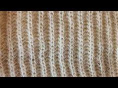 Indtagning mod højre i patentstrik Knitting Stitches, Knitting Patterns, Elastic Thread, Circular Needles, Knit Fashion, Needles Sizes, Swatch, September, Make It Yourself