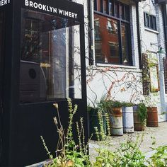 Need some #MondayMotivation? Reward yourself after a hard days work by stopping by #BrooklynWinery! Have a glass of wine during #HappyHour (5-8pm) and snack on something from our menu (everything from #cheeseplates to #friedchicken!)