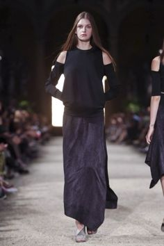 Damir Doma Ready To Wear Spring Summer 2014 Pitti - Florence via http://nwf.sh/1aCDBy5
