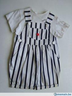 - Neuf - Costume d'été 80 - A vendre