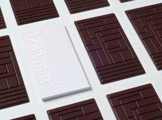 Tablette de chocolat 1785 mm3 - Design Karim Zaouai