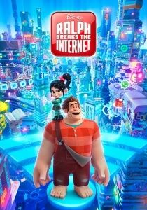 """""""Ralph Breaks the Internet"""" - Six years after the events of """"Wreck-It Ralph,"""" Ralph and Vanellope, now friends, discover a wi-fi router in their arcade, leading them into a new adventure. 2018 Movies, New Movies, Disney Movies, Movies Online, Hindi Movies, Wreck It Ralph, 2 Movie, Movie List, Walt Disney"""