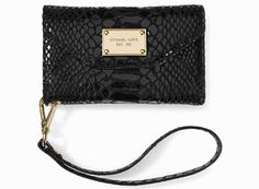 Michael Kors iPhone wristlet $80