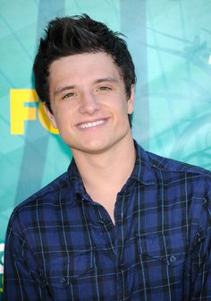 I've had a crush on him since I was like 6, back off, you dumb hunger games fangirls.