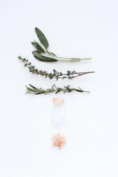 Handmade Holiday | Herbed Sea Salt