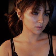 Kathryn Bernardo 🌟 Filipina Makeup, Filipina Actress, Daniel Padilla, Kathryn Bernardo, Beautiful Inside And Out, Celebs, Celebrities, Asian Beauty, Makeup Looks