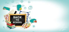 promotional school season background