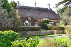 """""""Cotswold Cottage"""" by Martin Humphreys at PicturesofEngland.com"""