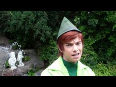 Lost Disneyland video: I meet up with Peter Pan 10/1/11 - YouTube