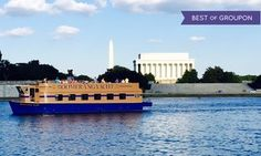 Groupon - Admission for One for Cherry Blossom Ship Cruise from Boomerang Tours, Inc. (50% Off) in Boomerang Boat Tours. Groupon deal price: $16